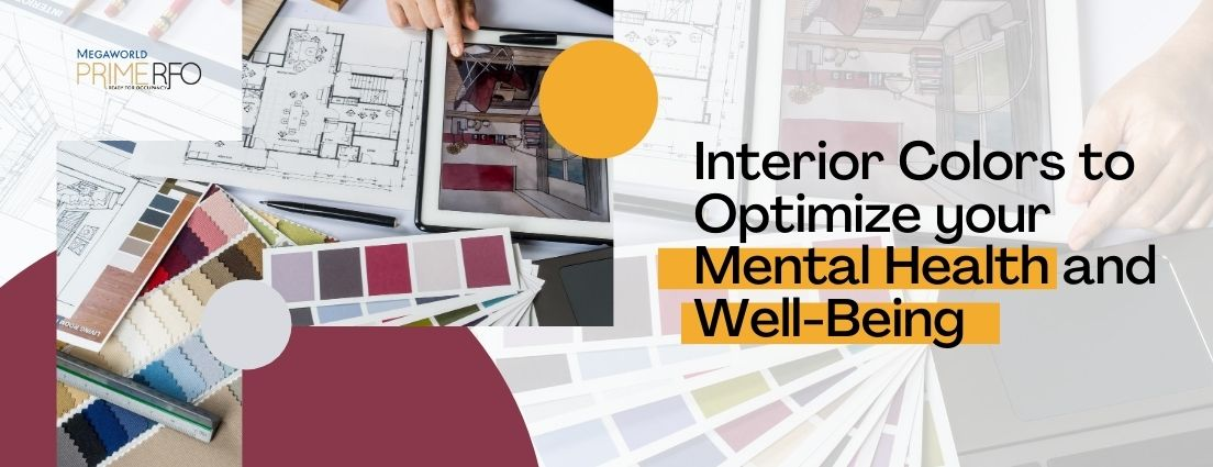 Interior Colors to Optimize your Mental Health and Well-Being