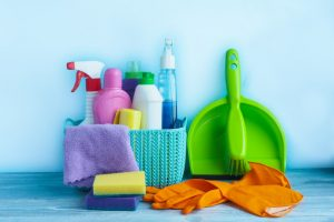 4 CONDUCT A WEEKLY GENERAL CLEANING